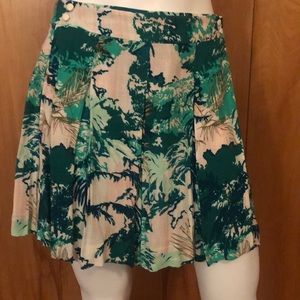 Anthropologie Skort from Elevenses